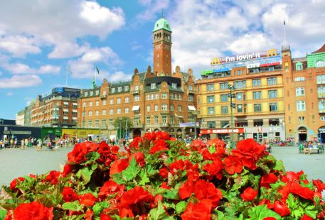 Copenhagen City Hall Square