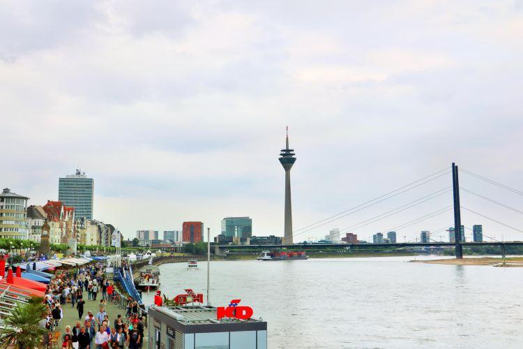 萊茵河畔散步道