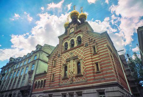 Alexander Newsky Kirke