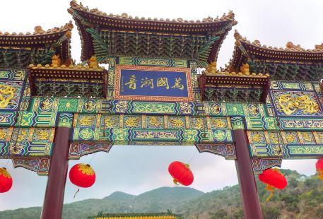 Baotuojiang Temple