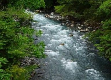 Qijiawan River