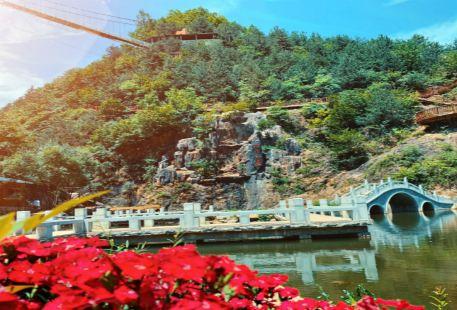 Qinlingjiang Mountain Sceneic Area