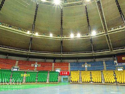 奧林匹克網球場館
