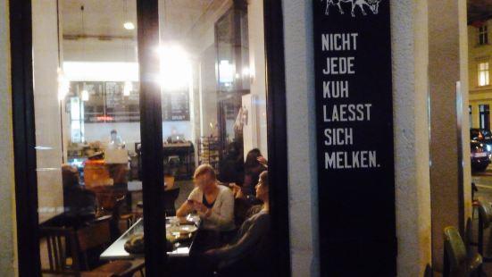 St. Oberholz Restaurant