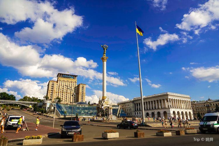 基輔獨立廣場1