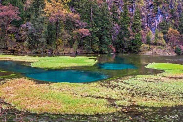 Jiuzhaigou Scenic Area3