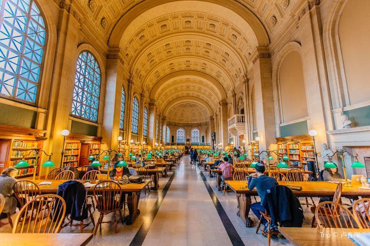 Boston Public Library3