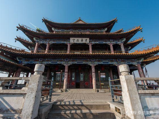 鼓樓(蔚州城牆)