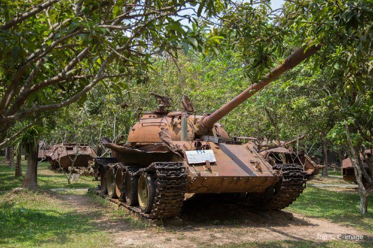 캄보디아 전쟁박물관1