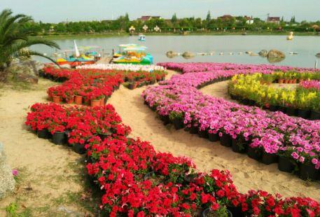 Pujiang Rose Garden