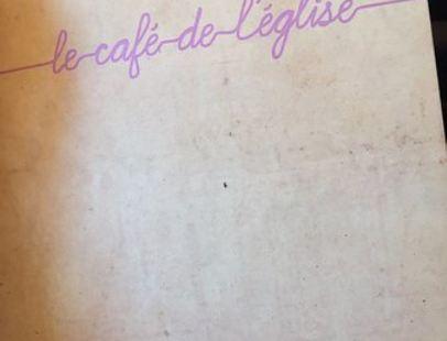 Le Cafe de LEglise