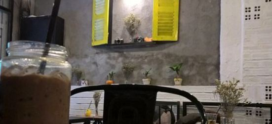 Icon Coffee and Tea Leaf