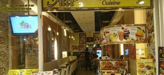 Ali's Indian Arabic Thai Cuisine