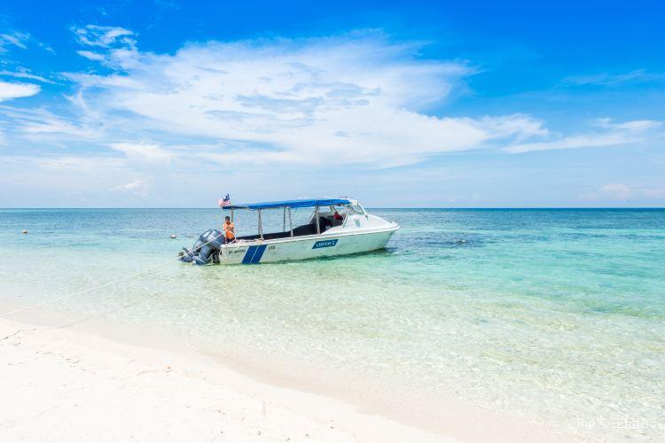 蘭卡央島1