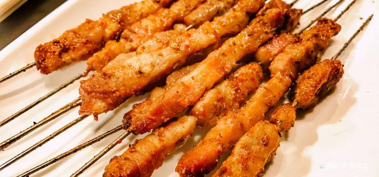正黃旗海鮮燒烤大排檔1