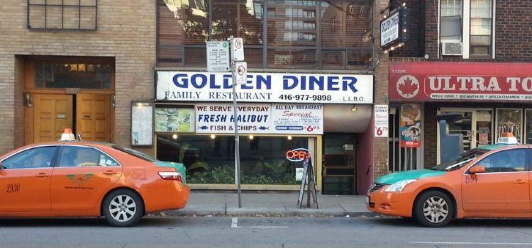 Golden Diner Family Restaurant