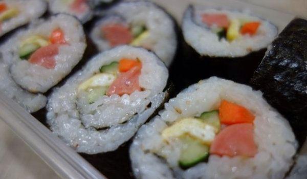 柳家紫菜包飯1