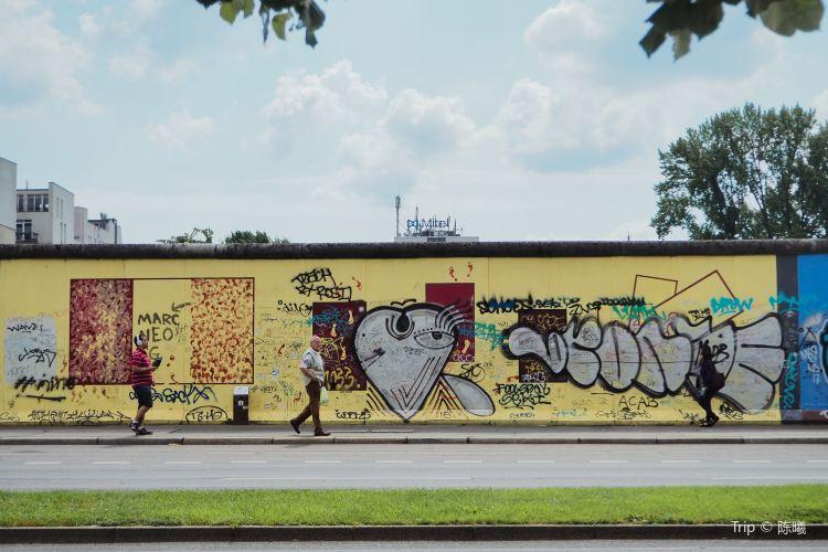 柏林牆遺址紀念公園4