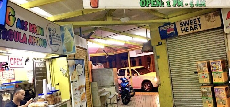 Open Air Market1