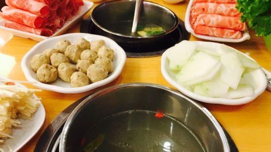食全食美涮涮鍋(松陽店)
