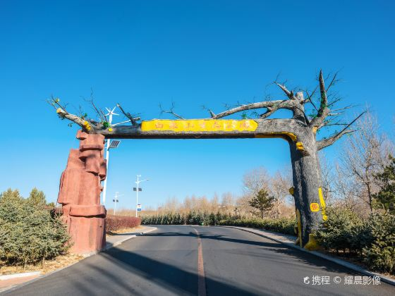 白泉山生態公園