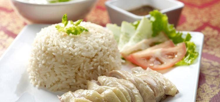 發清海南雞飯