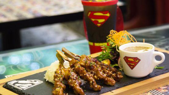 DC Super Heroes Cafe(Marina Bay Sands)