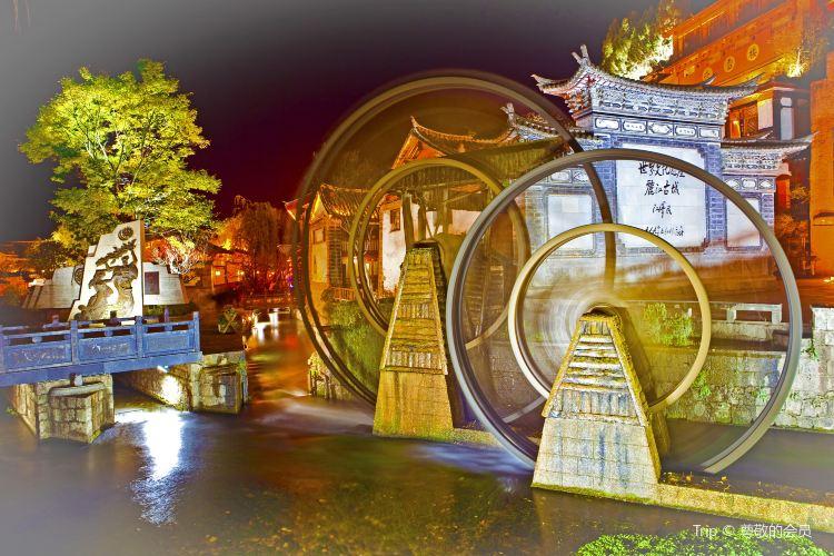 Ancient City Waterwheel1