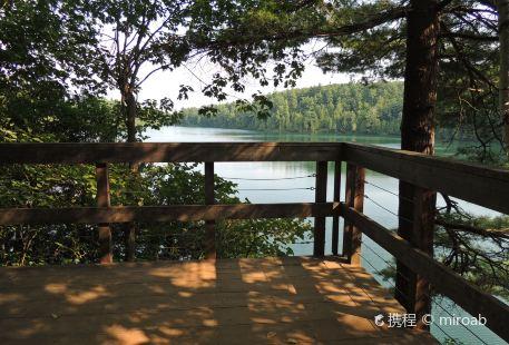 Mirador Lago Escondido