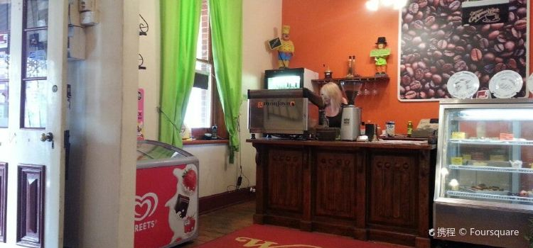 Pomegranate Cottage Coffee Shop1