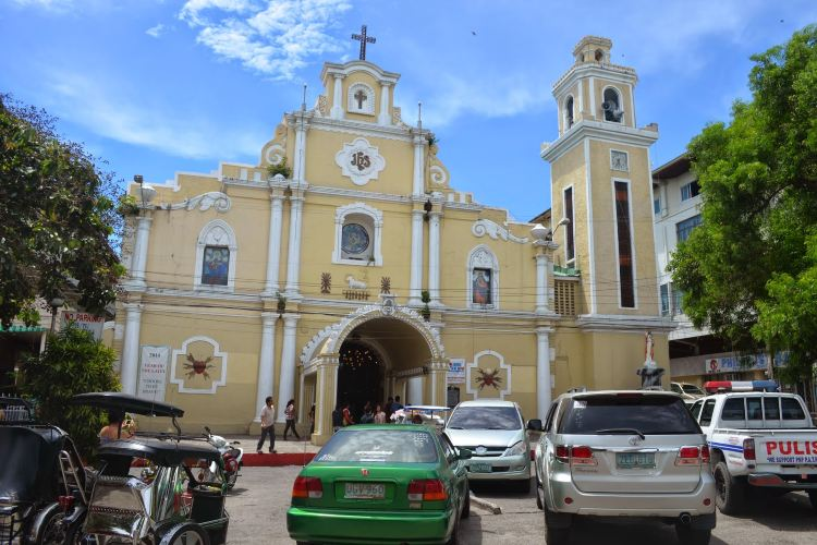 San Fernando Rey Parish Church