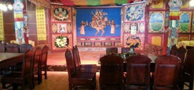 土司聖宴民族歌舞大餐藏餐3