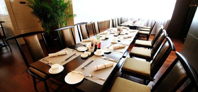 百府悅酒店絲綢之路西餐廳2