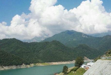 天母湖觀景台