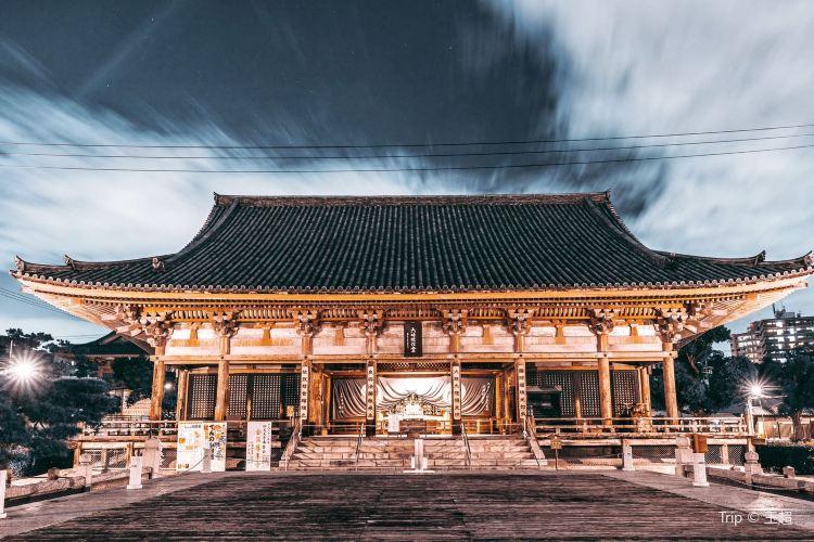Shitennoji Temple4