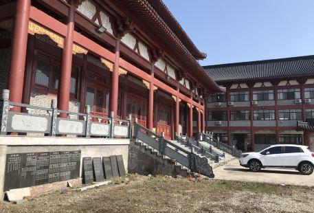 Yixingshi Shanqingchan Temple