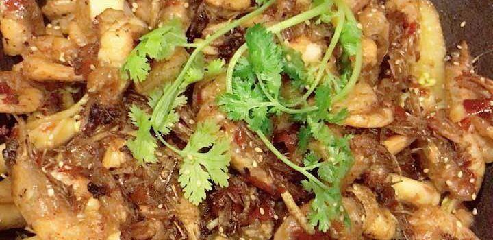 蝦鍋蝦涮香辣蝦1