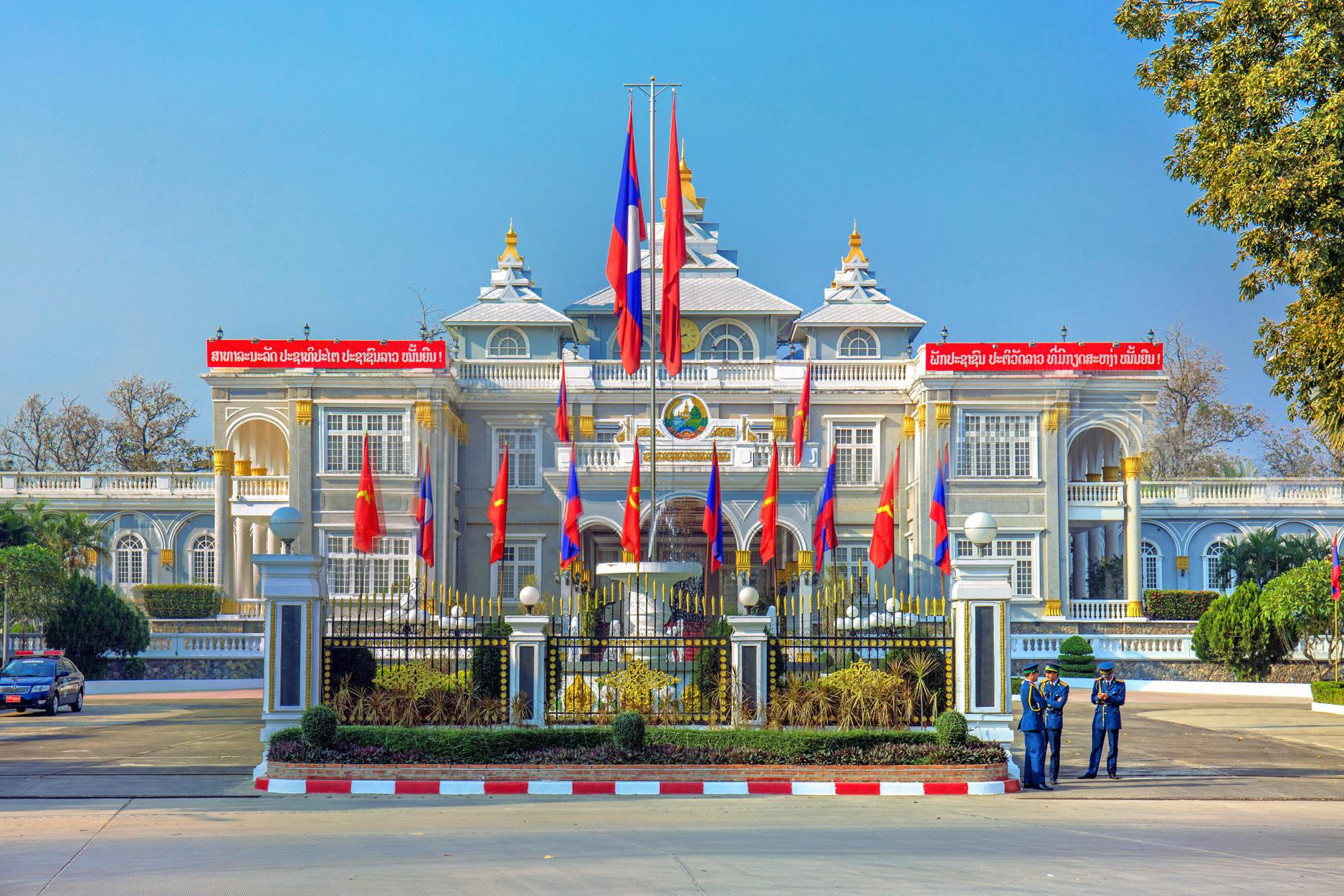 Lao President House/Presidential Palace