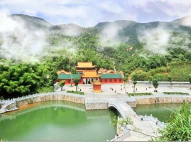 Yunyang National Forest Park