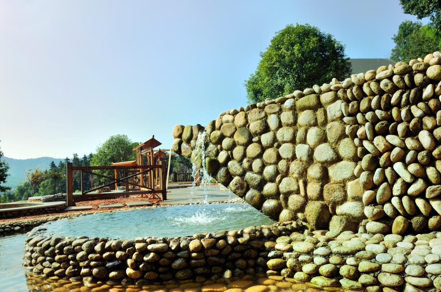 Sanjiang Forest Hot Springs Resort
