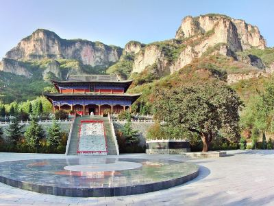Tiangui Mountain Scenic Area
