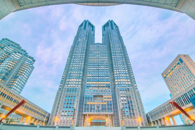 東京都廳觀景台