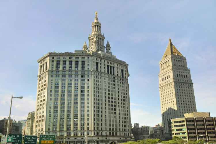 The Municipal Building