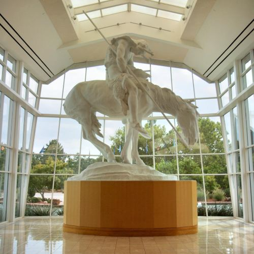 國家牛仔與西部文化博物館