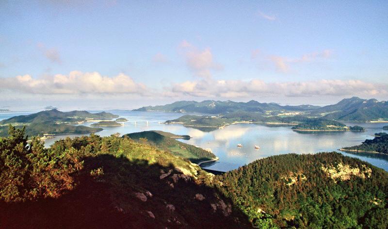 Jeungdo Island