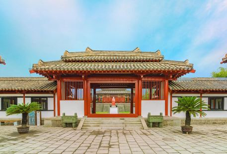 Meng Jiangnu Temple