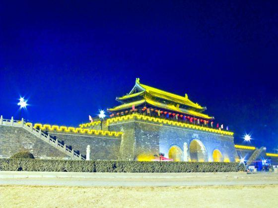 Shouxian County (ancient city)