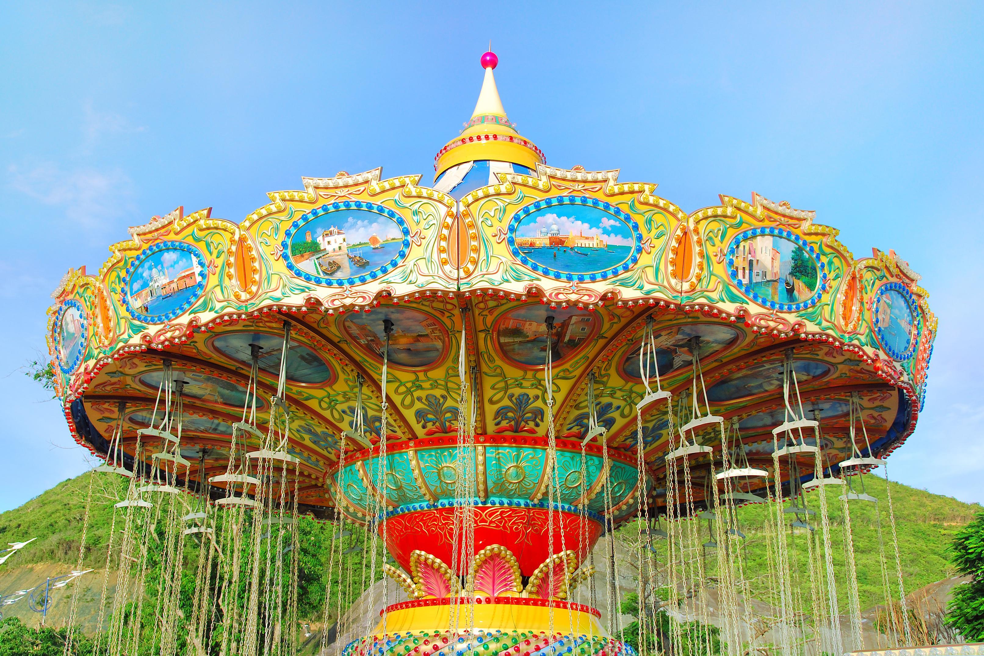 富國島珍珠遊樂園