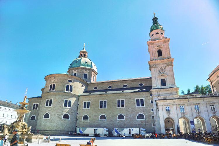 Salzburg Cathedral travel guidebook –must visit attractions in Salzburg – Salzburg  Cathedral nearby recommendation – Trip.com
