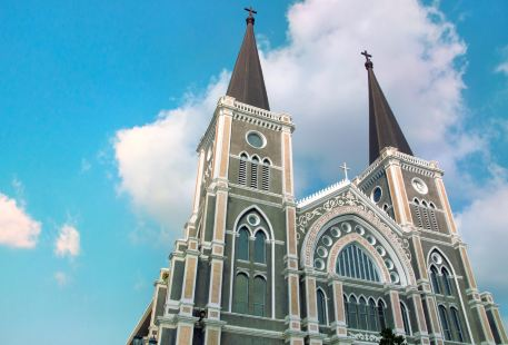 Chanthaburi French-Style Cathedral